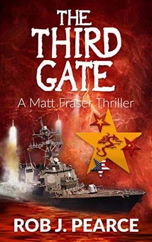 The Third Gate (MATT FRASER THRILLERS Book 1)
