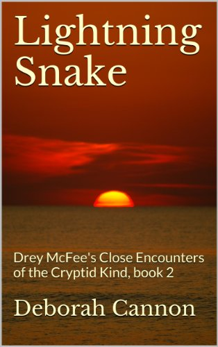 Lightning Snake (Close Encounters of the Cryptid Kind Book 2)