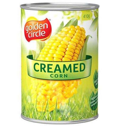 Golden Circle Creamed Corn 410g
