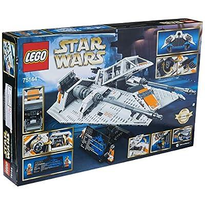 LEGO Star Wars Snow Speeder 75144 Building Kit: Toys & Games