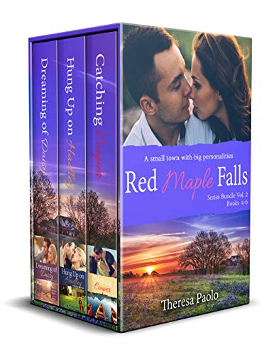 Red Maple Falls Series Bundle: Books 4-6 (Red Maple Falls Box Set Book 2)