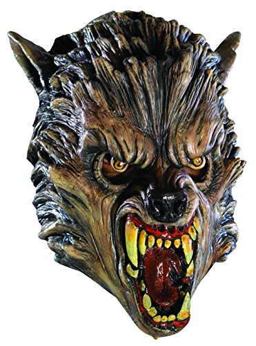 Rubies Child's Fang 3/4 Vinyl Mask -