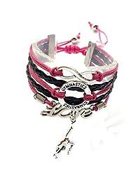 Gymnastics Bracelet Adjustable-4 Colors