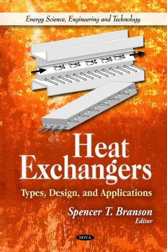 Heat Exchangers: Types, Design, and Applications (Energy Science, Engineering and Technology)