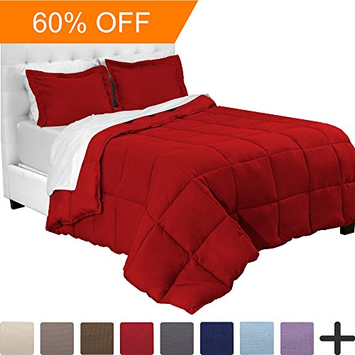 red and white sheets - 4