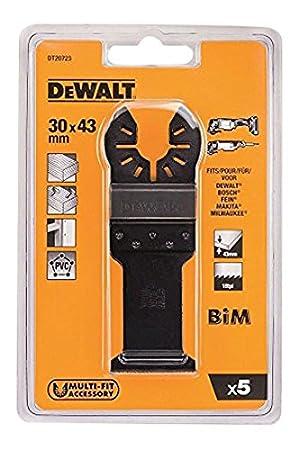 Stanley DT20723-QZ Multi-Tool Saegeblatt 43x30mm 5Stk