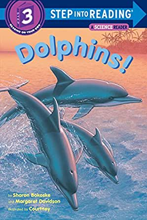 Dolphins step into reading kindle edition by sharon bokoske kindle price 499 fandeluxe Image collections