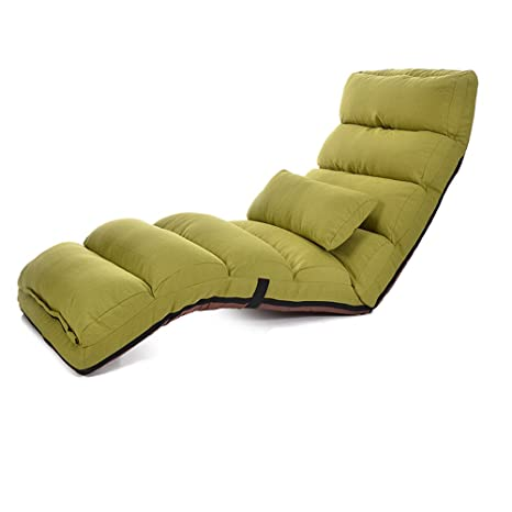 Amazon.com: ZR - Sillón individual plegable para sofá, cama ...