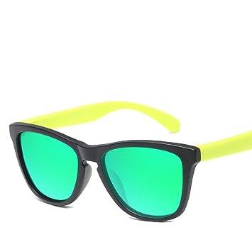Axiba Tendencia de Controlador de Color Brillante y Gafas de Sol polarizadas conducción Universal Gafas de Sol Gafas de Sol Regalos creativos: Amazon.es: ...