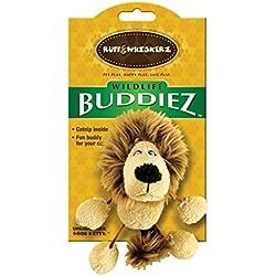 Ruff & Whiskerz Buddiez Lion Catnip Cat Toy
