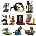 Minecraft Craftables Series Figure Ender Dragon set of 10
