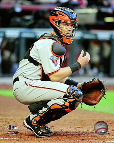 Giants 8x10 Picture - Buster Posey San Francisco Giants MLB Action Photo (Size: 8