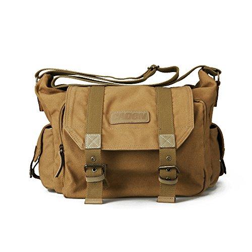 Dslr Camera Bag Messenger - 5