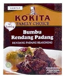 Kokita Rendang Mix, 6.3000-Ounce (Pack of 6)