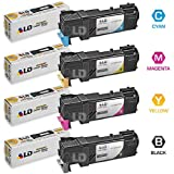 LD © Xerox Compatible WorkCentre 6500 Set of 4 Toner Cartridges: 1(Black/Cyan/Magenta/Yellow), Office Central
