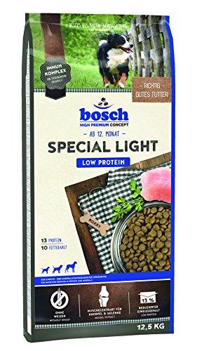 bosch HPC Special Light | Hundetrockenfutter zur eiweiß- und mineralstoffreduzierten Ernährung | 1 x 12.5 kg