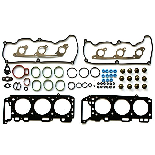 ECCPP Compatible fit for Cylinder Head Gasket Set for 2005-2010 Ford Mustang 4.0L V6 SOHC 12v VIN N 245CID Automotive Replacement Engine Head Gaskets ()