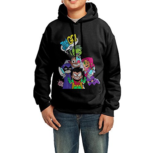 Unisex Hoodie Youth Sweatshirt Teen Titans Go On Pinterest