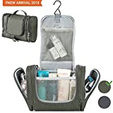 Best Bags For Less Makeup Travel Bags - Toiletry Bag - Toiletry Kit - Hanging Toiletry Review