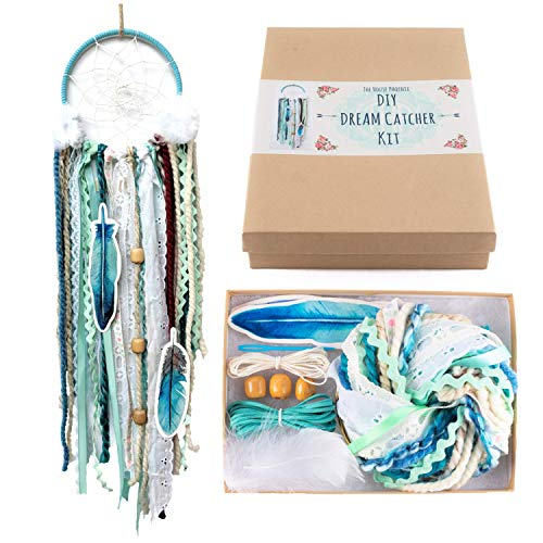 DIY Dream Catcher Craft Kit Project Gift Box