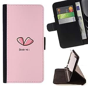 Dragon Case - FOR Samsung Galaxy S6 EDGE - better me - Caja de la carpeta del caso en folio de cuero del tirš®n de la cubierta protectora Shell