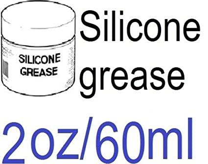 Silicone lubricant grease *2oz/60ML* plumbing heating