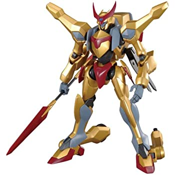 """Bandai Hobby Mechanic Collection #04 Vincent """"Code Geass"""" Model Kit (1/35 Scale)"""