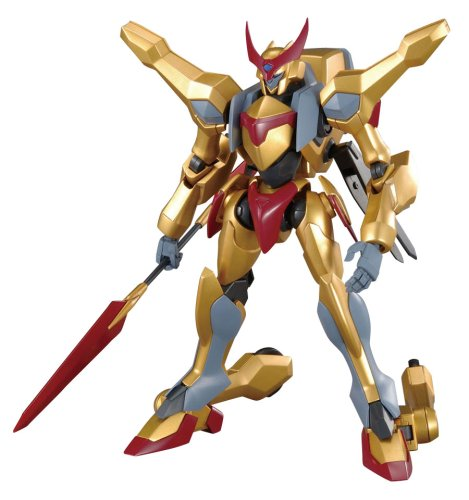 Bandai Hobby Mechanic Collection #04 Vincent Code Geass Model Kit (1/35 Scale) ()