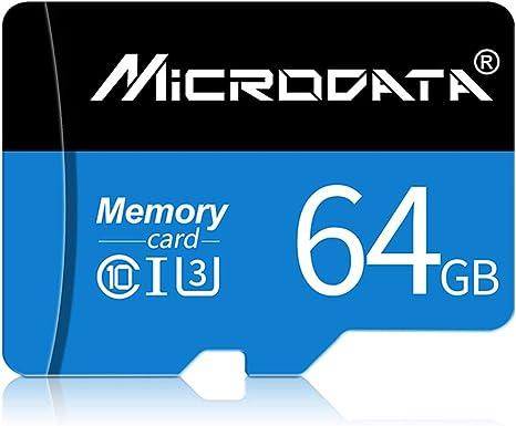 YUHUANG Tarjeta de Memoria de Alta Velocidad 10Micro SD Card 16GB ...