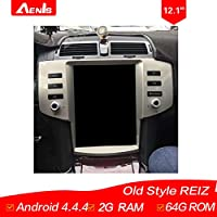 OLD STYLE REIZ ANDROID 4.4.4 VERTICAL SCREEN NAVIGATION QUAD CORE MULTI-TOUCH SCREEN GPS NAVIGATION