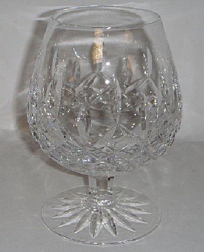 Waterford Lismore Brandy Glass
