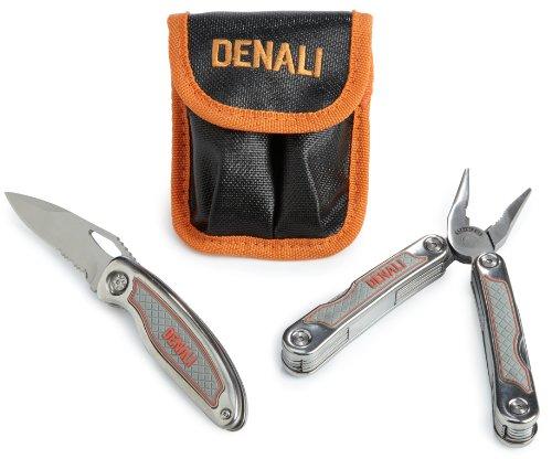 Denali 2-Piece Multitool and Knife Set, Outdoor Stuffs