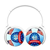 Fashion US-Independence-Day- Wireless Bluetooth Over-ear Stereo Headphone