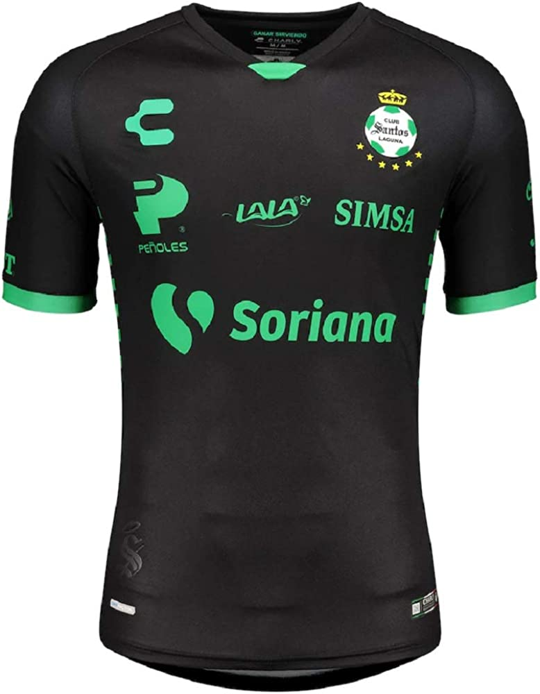 CHARLY Santos Home Men's Jersey 20-21