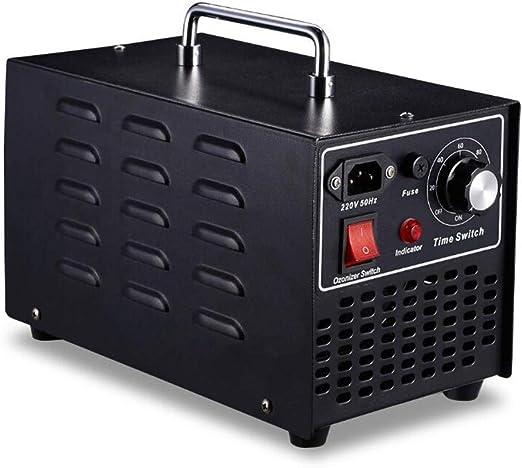 ZCCGRASS Generador Comercial del ozono, purificador Industrial del ...