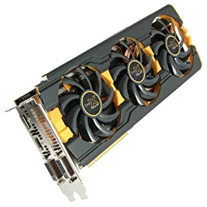 Sapphire Radeon R9 290 4GB GDDR5 DUAL DVI-D/HDMI/DP TRI-X OC Version PCI-Express Graphics Card 11227-00-40G