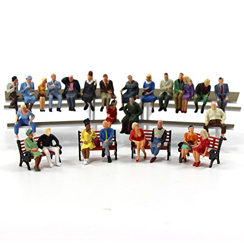 p4806-25-pcs-all-seated-figures-o-scale-148-painted-people-model-railway-new