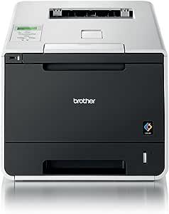 Brother HLL8350CDW Wireless Color Laser Printer, Amazon Dash Replenishment Ready
