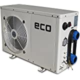 ECO 08 - 7.5kW Swimming Pool Heat Pump (0891962) by HydroPro