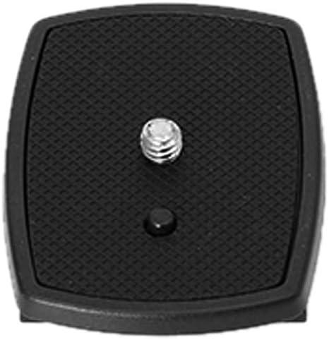 Liobaba Quick Release Tripod Plate Screw Adapter Universal Tripod Monopods Camera Quick Release Plate for Digital Camera
