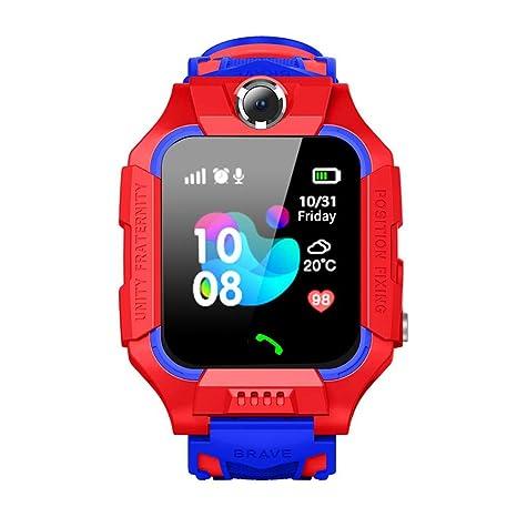 LayOPO - Smartwatch Resistente al Agua para niños, con ...