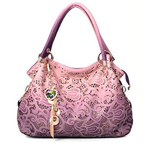 Aoligei Bag Women Fashion High Range Europe And The United States Retro Hollow Carved Unique Bag Xiangyun B