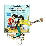 Smartivity Pump It Move It Hydraulic Crane Educational Toy, Multi Color