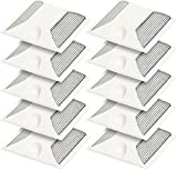 (10 Pack) Commercial Reflective Road Pavement Marker (White)