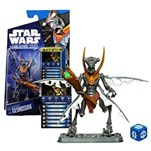 Figura Star Wars The Clone Wars Undead Geonosian