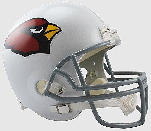 Riddell NFL Arizona Cardinals Replica Vsr4 Full Size Football Helmet