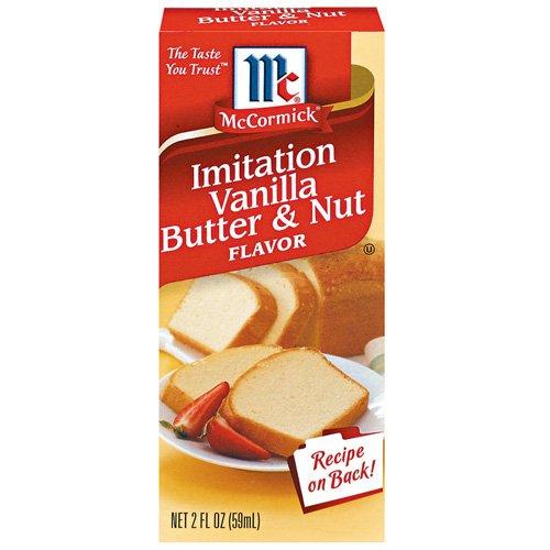 McCormick Imitation Vanilla Butter Flavoring