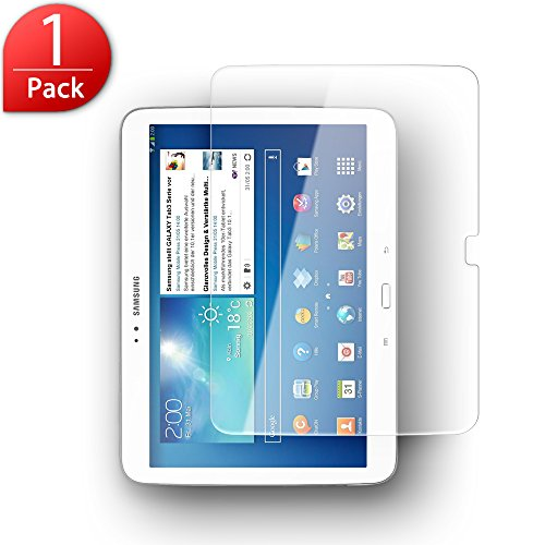Tempered Glass For Samsung Galaxy Tab 3 10.1 P5200 (Clear) - 5
