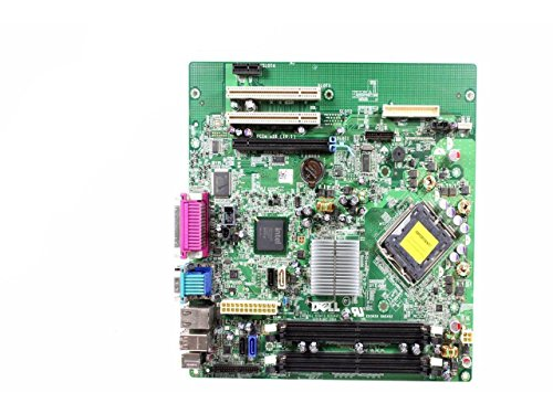 Genuine DELL Intel Q43 Express Chipset w/ICH10D LGA775 Socket Motherboard For the Optiplex 760 Mini-Tower System Part Numbers: M858N, G214D