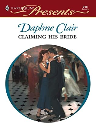 book cover of Claiming His Bride